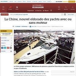 La Chine, nouvel eldorado des yachts avec ou sans moteur