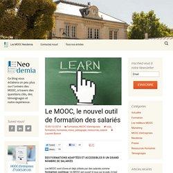 Le MOOC, nouvel outil de formation des salariés
