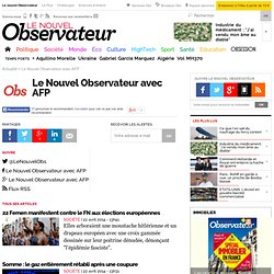 Le Nouvel Observateur avec AFP