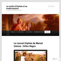 Le nouvel Orphée de Marcel Camus : Orfeu Negro