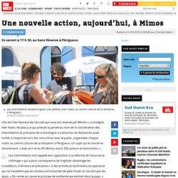 31/07 Une nouvelle action, aujourd'hui, à Mimos