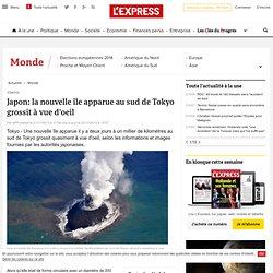 Japon: la nouvelle île