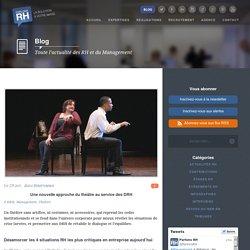 Une nouvelle approche du théâtre au service des DRH