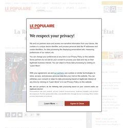"""LE POPULAIRE 10/01/21 La Région Nouvelle-Aquitaine et l'État signent un """"pacte alimentaire"""""""