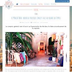 Le Marché Noir: nouvelle boutique concept face au square du Temple