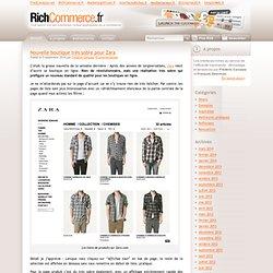 Rich Commerce > Nouvelle boutique très sobre pour Zara