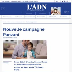 Nouvelle campagne Panzani