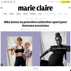 Tout savoir sur Nike (M), la nouvelle collection de Nike pour femme enceintes