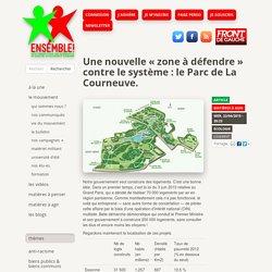 Une nouvelle « zone à défendre » contre le système : le Parc de La Courneuve.