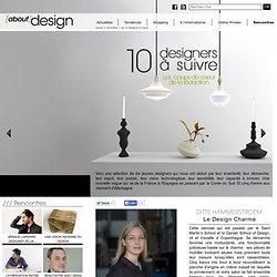 Nouvelle vague de designers à suivre !