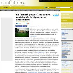 "Le ""smart power"", nouvelle matrice de la diplomatie américaine"