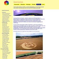 Les Portes de l'Ère Nouvelle - Dossier Crop Circles