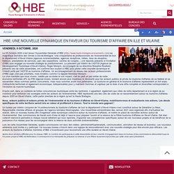 HBE: une nouvelle dynamique en faveur du tourisme d'affaire en Ille et Vilaine