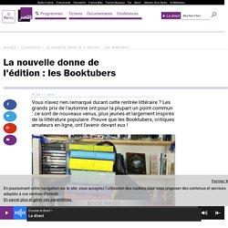 La nouvelle donne de l'édition : les Booktubers