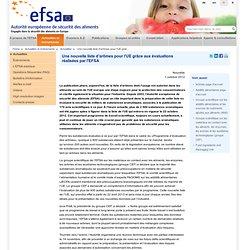 Une nouvelle liste d'arômes pour l'UE grâce aux évaluations réalisées par l'EFSA