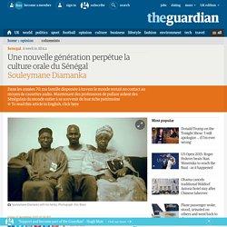 Une nouvelle génération perpétue la culture orale du Sénégal