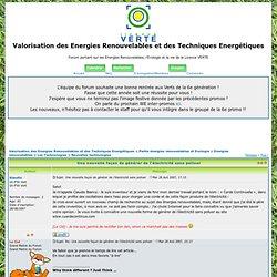 Licence verte