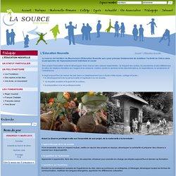 La Source, école nouvelle - Meudon : Maternelle, Primaire, Collège, Lycée