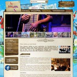 La Nouvelle-Orléans - Site officiel de l'Office du Tourisme