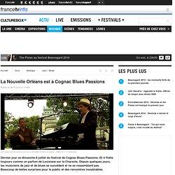 La Nouvelle Orléans est à Cognac Blues Passions
