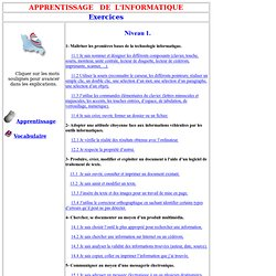 Apprentissage interactif