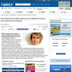 Comment la nouvelle patronne de Reebok France veut relancer la marque - 1