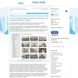 Gallica : les sociétés savantes en région