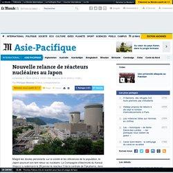 Nouvelle relance de réacteurs nucléaires au Japon