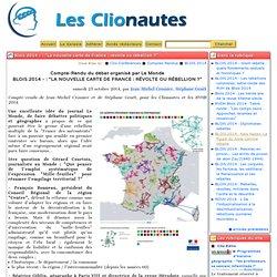 """""""La nouvelle carte régionale de France: révolte ou rébellion?"""""""