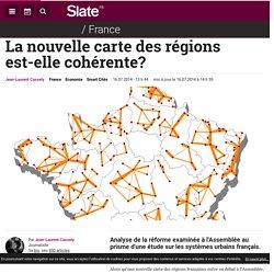 La nouvelle carte des régions est-elle cohérente?