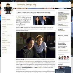 X-Files : enfin une date pour la nouvelle saison