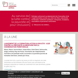 ANSA Agence nouvelle des solidarités actives