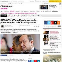 INFO OBS. Affaire Merah : nouvelle plainte contre la DCRI et Squarcini