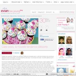 Cake pops, la nouvelle tendance pâtisserie - Live young blog