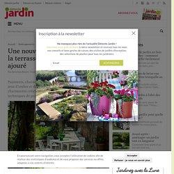 Une nouvelle déco pour la terrasse avec le métal ajouré - Détente Jardin