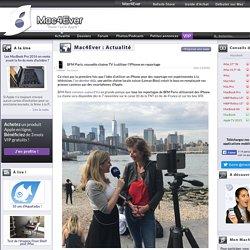 BFM Paris, nouvelle chaine TV à utiliser l'iPhone en reportage