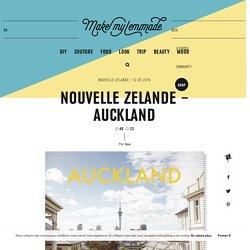 NOUVELLE ZELANDE – AUCKLAND