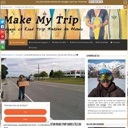 La Nouvelle-Zélande en stop : itinéraire d'un road trip dans l'île du sud □□