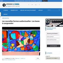 Les nouvelles formes audiovisuelles