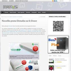 Nouvelles promo Domadoo sur le Zwave