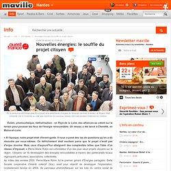 Nouvelles énergies: le souffle du projet citoyen - La Baule.maville.com