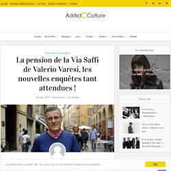 La pension de la Via Saffi de Valerio Varesi (Addict Culture)