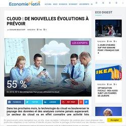 Cloud: de nouvelles évolutions à prévoir