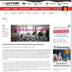 Airbnb révèle de nouvelles fonctionalités pour les loueurs - Artiref