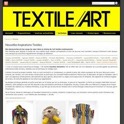 Nouvelles Inspirations Textiles » Textile-Art