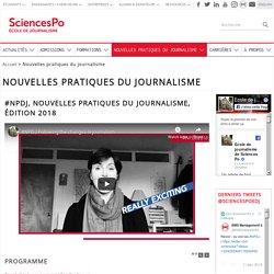 Nouvelles pratiques du journalisme