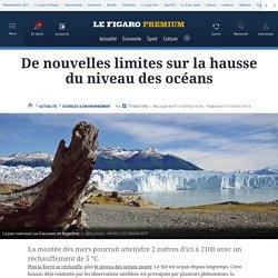 De nouvelles limites sur la hausse du niveau des océans