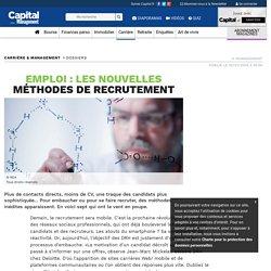 Emploi : les nouvelles méthodes de recrutement