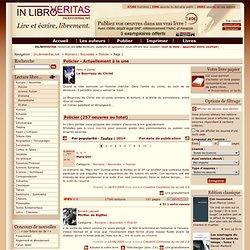 Romans / Nouvelles > Policier > Page 1