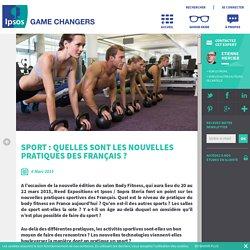 Sport : quelles sont les nouvelles pratiques des Français ?